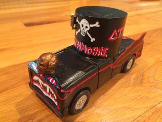 Pinewood Derby Deathmobile