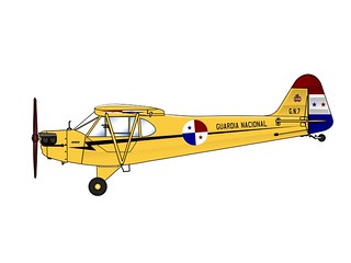J3F Cub panama | by cacree