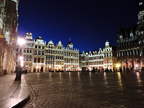 Grand Place, Brussels | by Dimitris Graffin