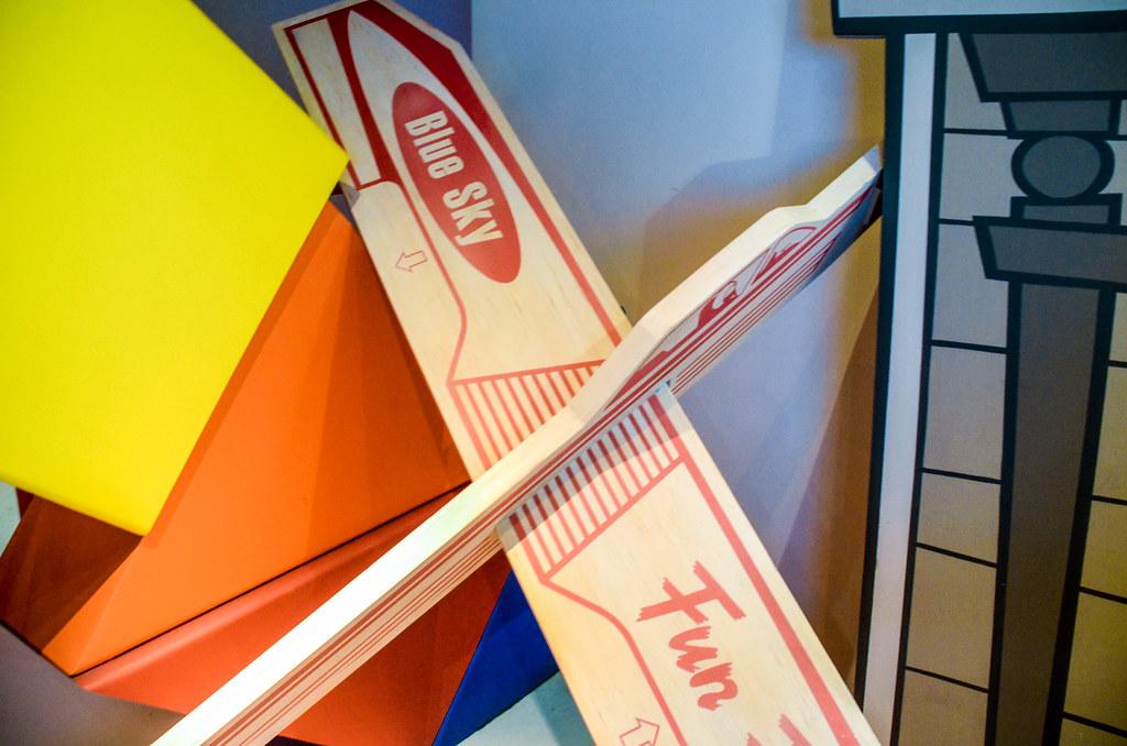 Model plane TSM