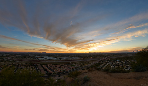2015 phx sunset fisheye rokinon8mmf35fisheye samyang sky clouds fav25 fav50 fav100 arizona phoenix