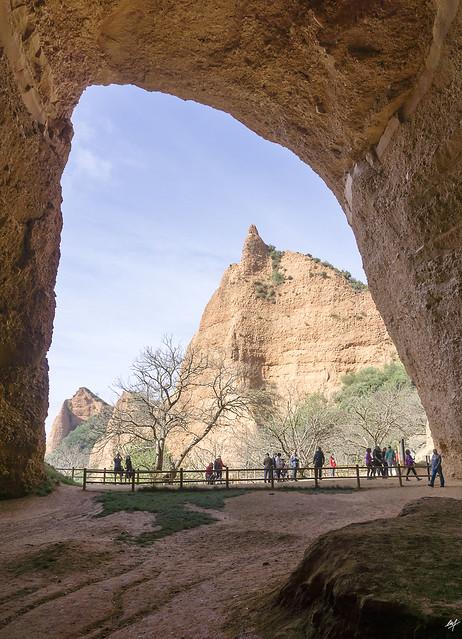 Cueva de Las Médulas