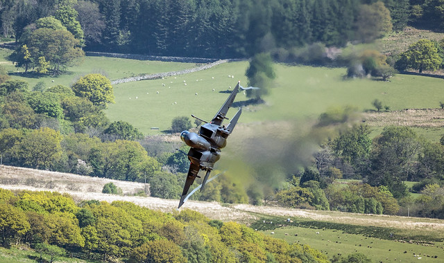 low in mid wales