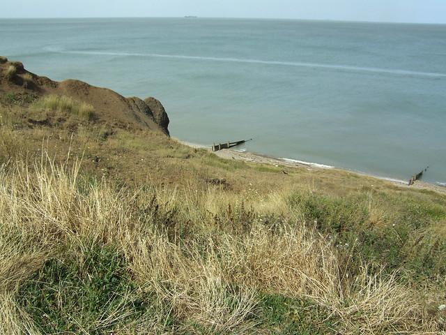 The coast near Warden