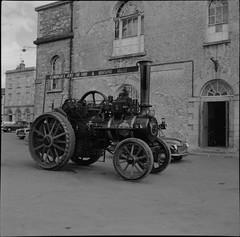 Tractor engine, Athy, Co. Kildare