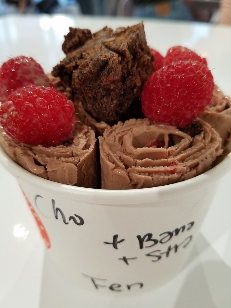 Image result for rolled ice cream
