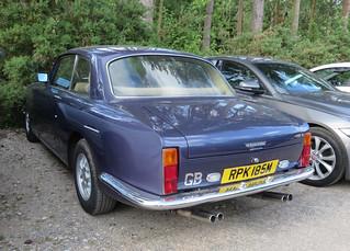 1973 Bristol 411 Series 3   by Spottedlaurel