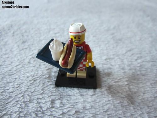 Lego minifigures S17 p16