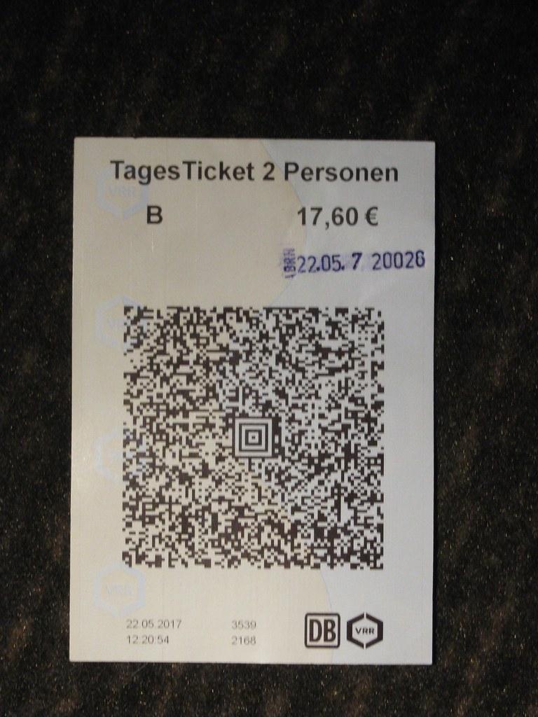 Nrw ticket 5 personen