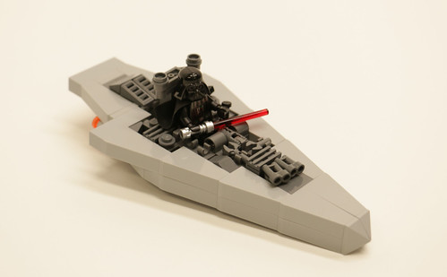 SSD Microfighter | by The Brick Empire