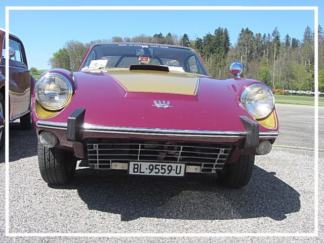 Saab Sonett II V4, 1966