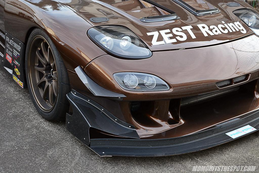 Car Shop Glow Rx7 Momohitsthespot Com Marco Mo Flickr