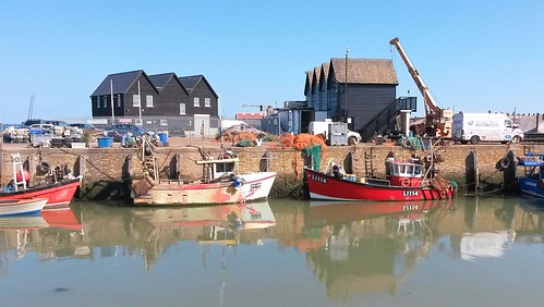 Whitstable Harbour 1