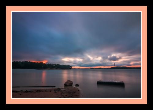 sunrise wide wideangle longexposure lakelanier lake nature canon 70d eos ndfilters canon1018mm