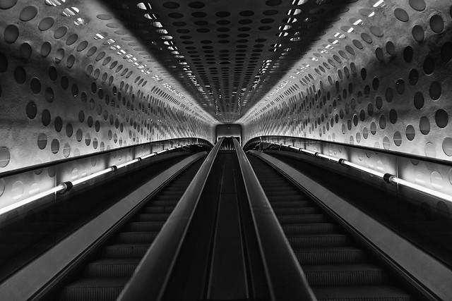 Escalator to the Music