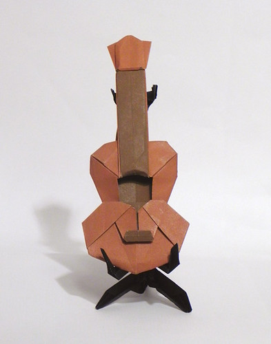 SPANISH GUITAR | by Origami Roman