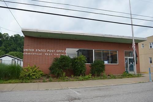grantsville wv westvirginia us post office calhoun county