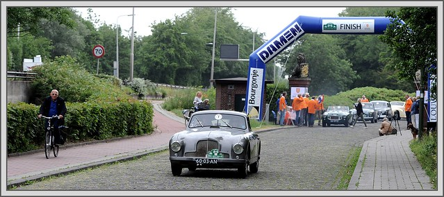 Aston-Martin D.B.2 / 1953