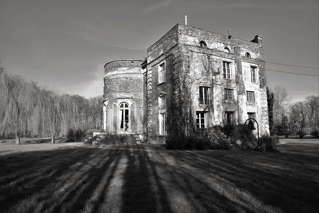 shadow mansion