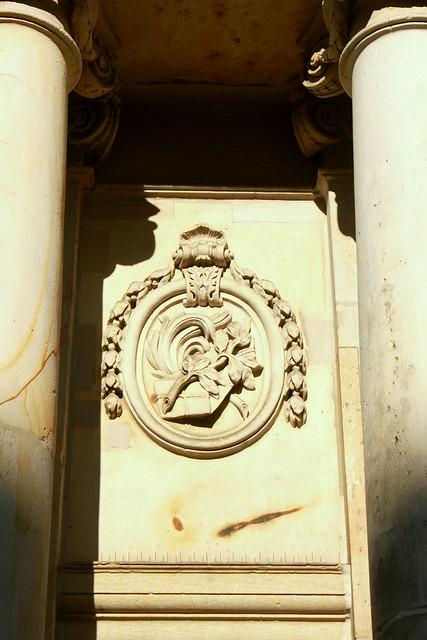 Königskolonnaden: Mittelpavillon (3)