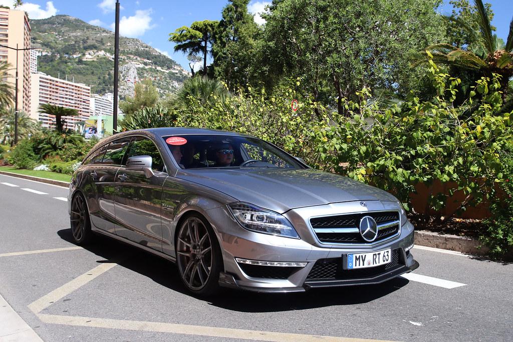 Mercedes-Benz Renntech CLS 63 AMG Shooting Brake | Instagram