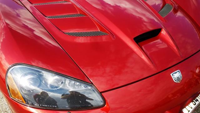 Dodge Viper SRT 10 Coupe - Street Mag Show Hamburg 2017
