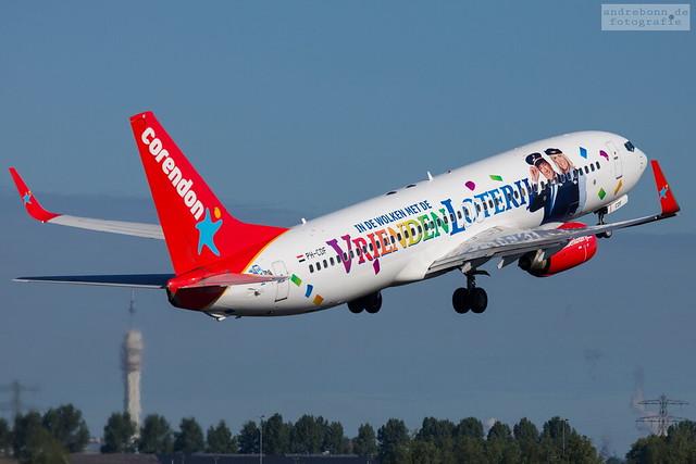 Corendon Dutch Airlines