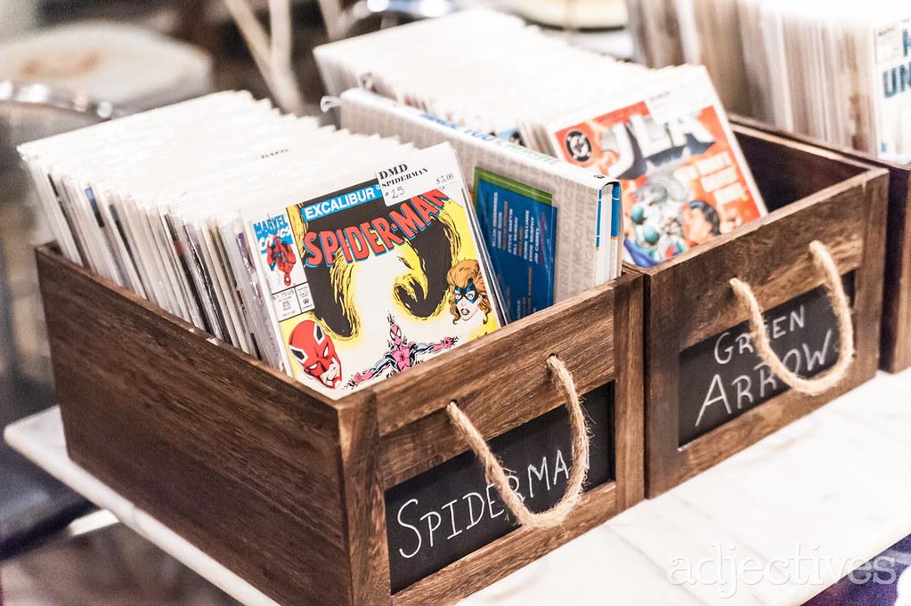 Comics in Altamonte by DMD Cache