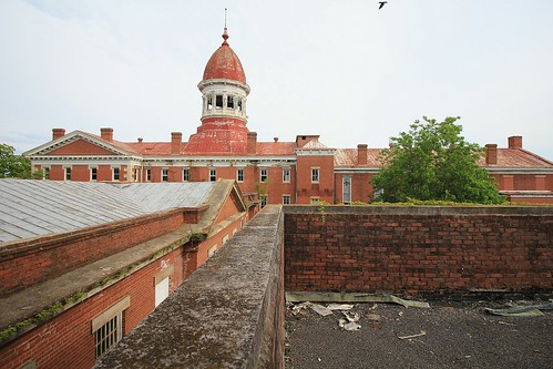 Bigby State Hospital | by EsseXploreR