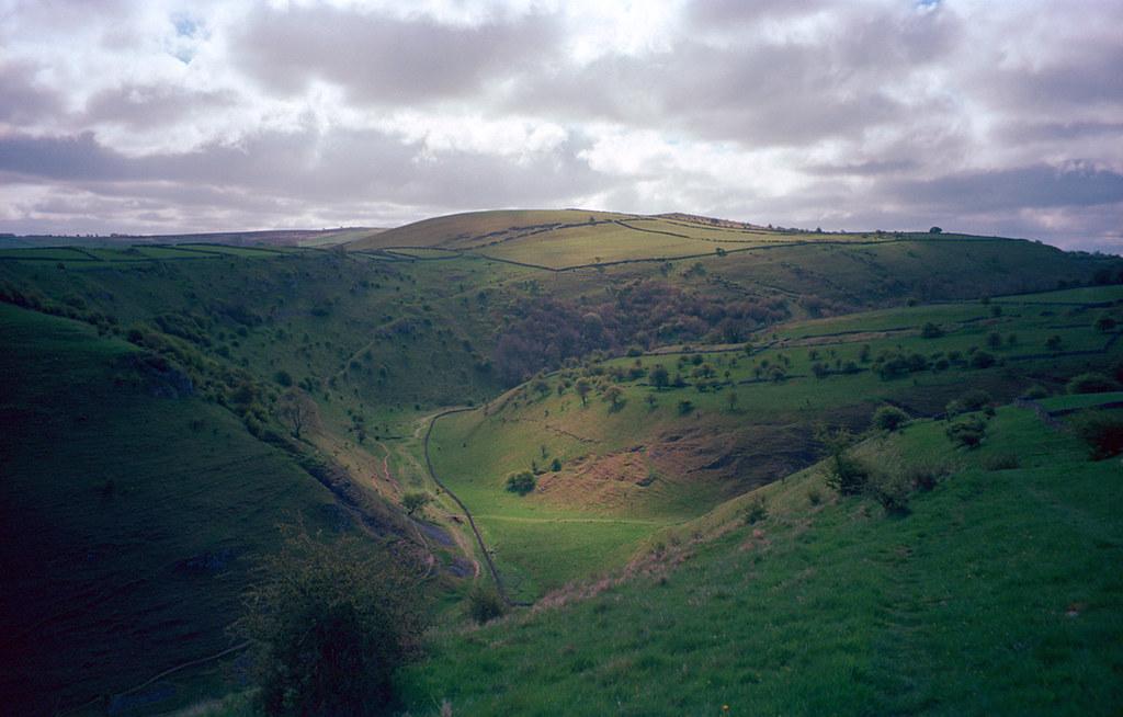 Cressbrook Dale