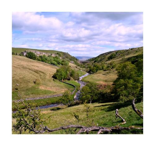 smardale naturereserve cumbria viaduct