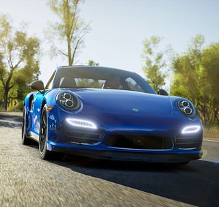 Forza Horizon 3 / Porsche 911 Turbo S | by Stefans02