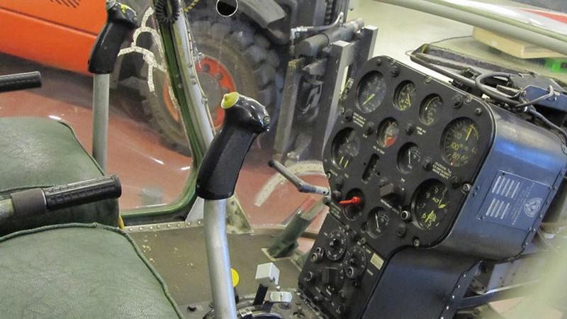 Hiller OH-23C 3 Raven