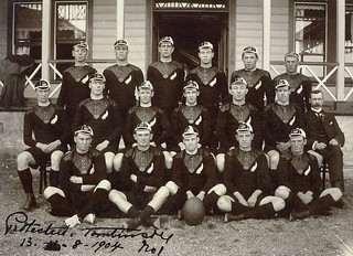 1904 All Blacks team to face British Lions