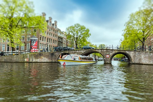 Boat Amsterdam (NL) | by Marcelo Campi Amateur photographer