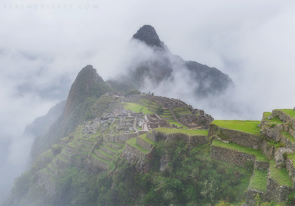 Image result for machu picchu fog""
