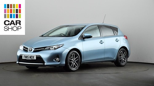 FM15WDX-used-TOYOTA-AURIS-DIESEL-HATCHBACK-1-4-D-4D-Icon-5dr-Diesel-Manual-BLUE-2015-XC-L-10 | by cardiffcarshopcollections