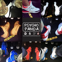 Sneaker files by Psycho Panda :palm_tree::panda_face::registered::palm_tree: #ppstwr #sneakerfiles #sneakerhead #shoegame #illest #igdaily #dmv #diy #streetwear #fashion #jordans #dunks #rousherun #creativity #streetfashion #streetstyle #wdywt #art #BeWis