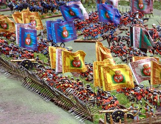 Saxon defencw game 1   by Friedrich August I.