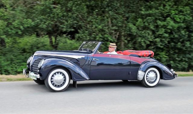 Rosengart Super Traction 1939