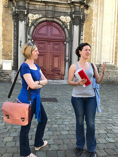 Try out of our Unesco beguinage tour