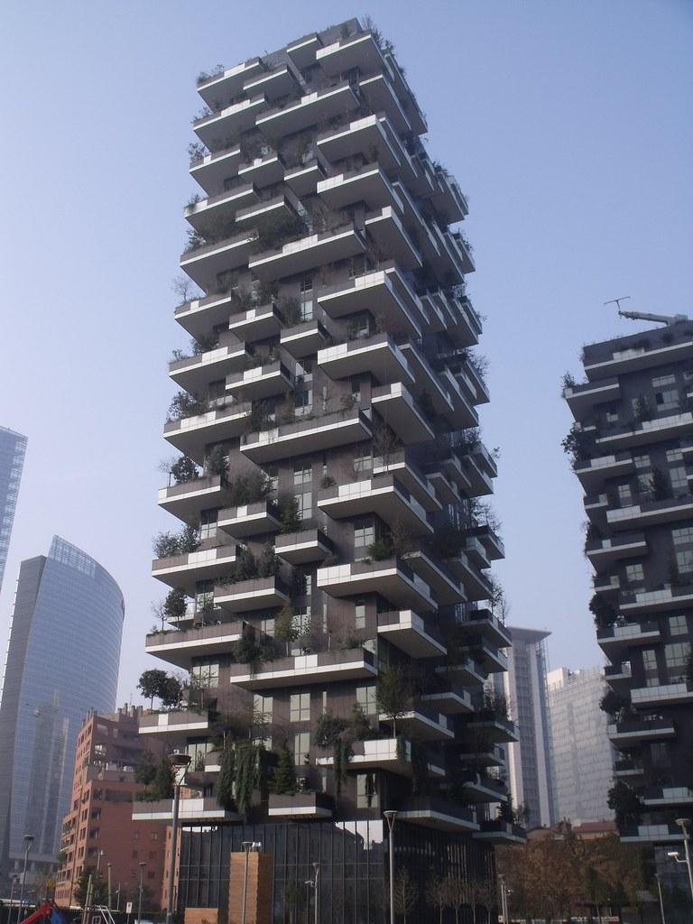 Foto Bosco Verticale Milano bosco verticale, milan, italy   bosco verticale (vertical fo