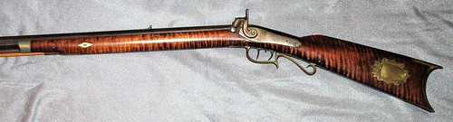 T. Spangler Rifle - Left Handed And Made In Illinois