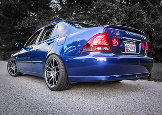 IS300 Rear Angle | by gold94corolla