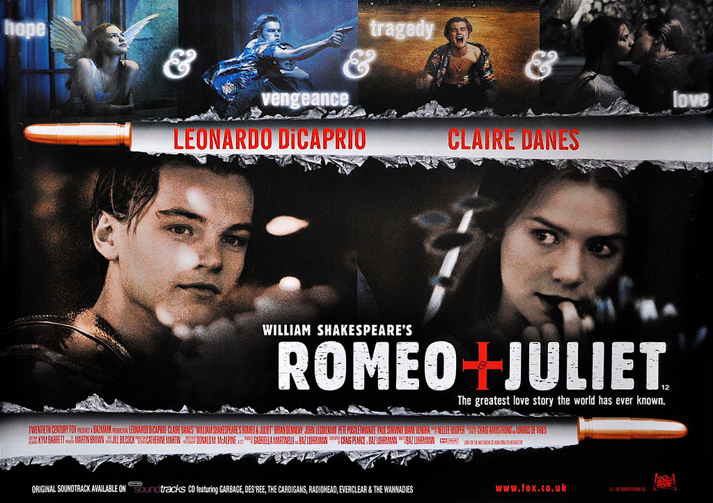 romeo-and-juliet-quad-poster | Checkout more amazing origina… | Flickr