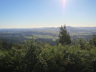 2013-05-05 Sideling lookout 3 - View northeast