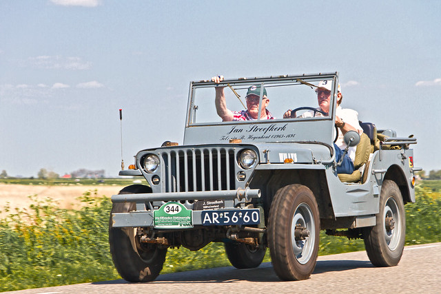 Willys-Overland MB 4x4 1943 (8538)