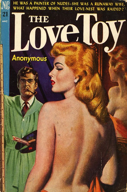 Novel Library 21 - Anonymous - The Love Toy