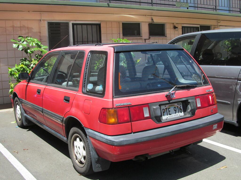 civic wagovan 4x4