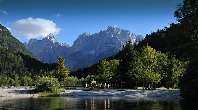 Kranjska Gora - Lake Janska, Prisojnik Mt.